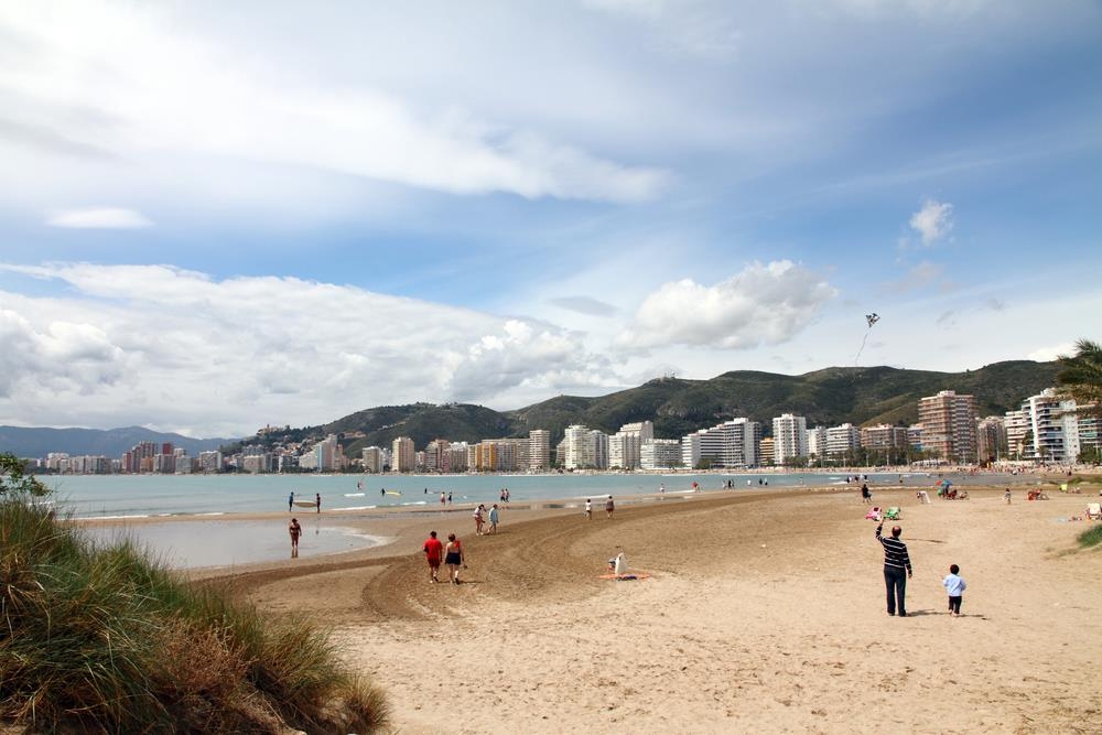 The five best beaches in valencia spain holiday cullera beach publicscrutiny Image collections