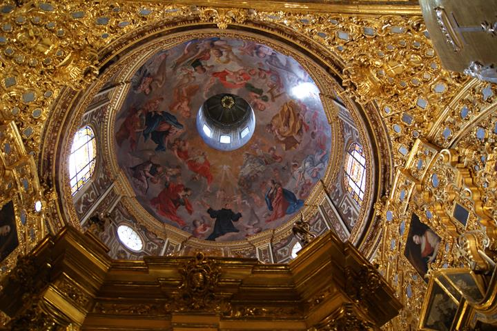 A visit to the St. John of God Basilica in Granada