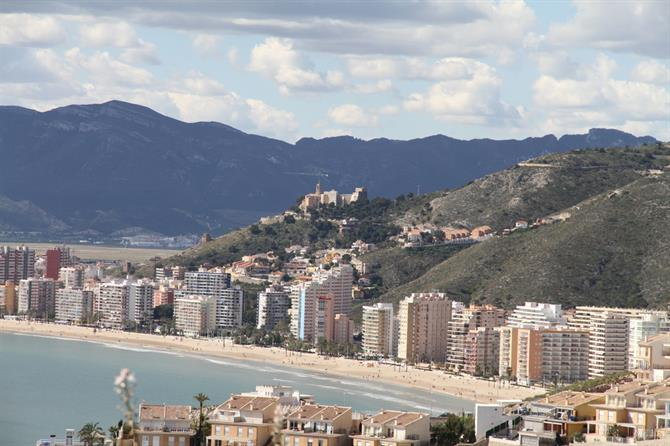 Cullera view