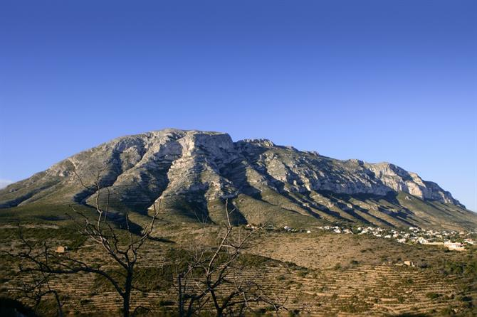 Javea - Montgó Mountain