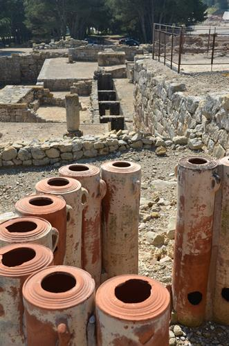 Empuries Greco-Roman town is a short drive from Montmar