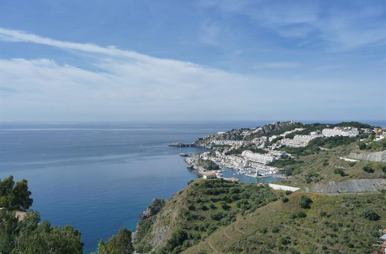 panorama view of Marina de l'Este