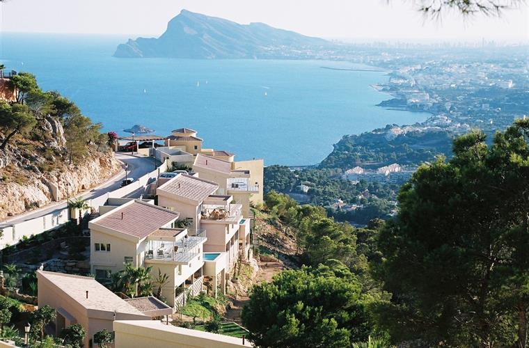 Altea Hills Villa To Rent
