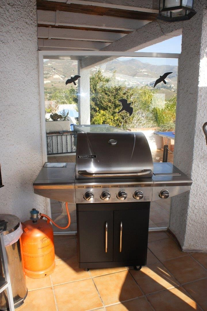 Large Quality Gas BBQ