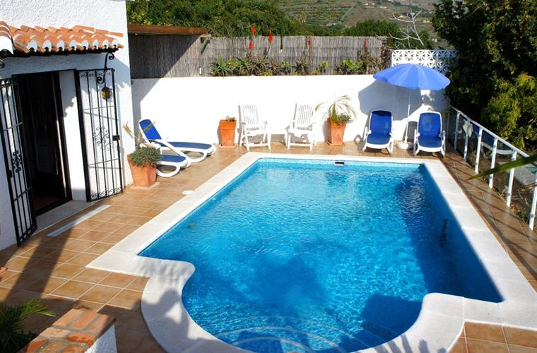 Private Swimming Pool with Great Sea Views at Villa Calidad