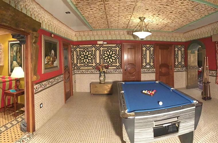 American billiards professional table ideal for adults