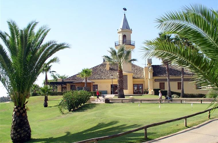 Islantilla Golf Clubhouse