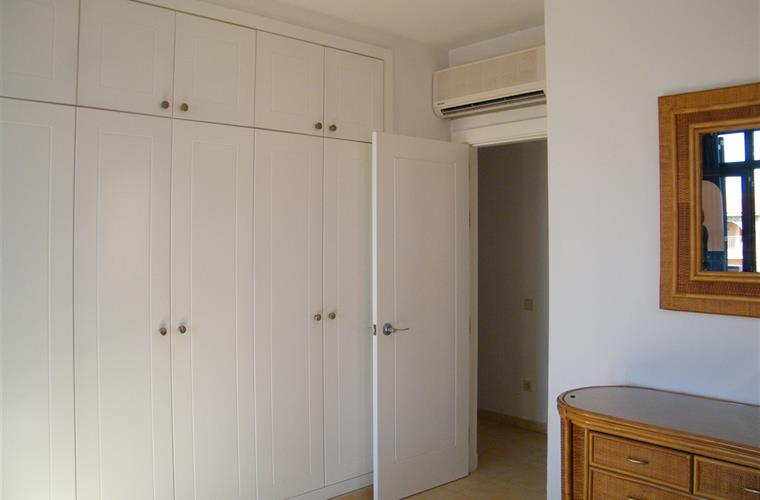 MASTER BEDROOM with DOUBLE BED AIRCON and BALCONY