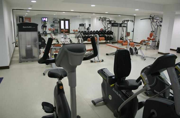 Gym Bil Bil House.
