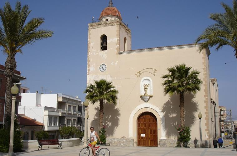 Church - San Miguel de Salinas