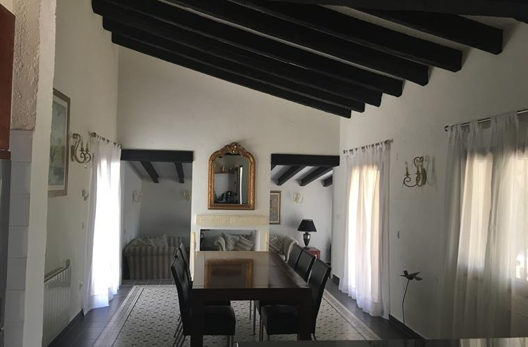 Villa in Denia Dining Room