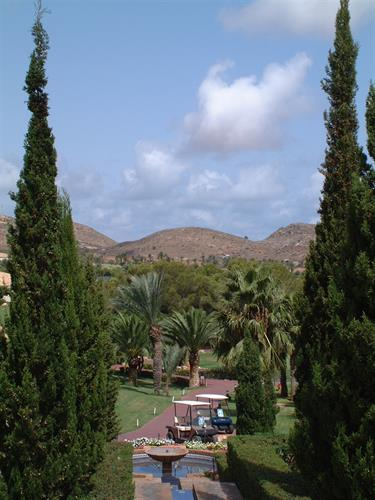 Golf course, La Manga