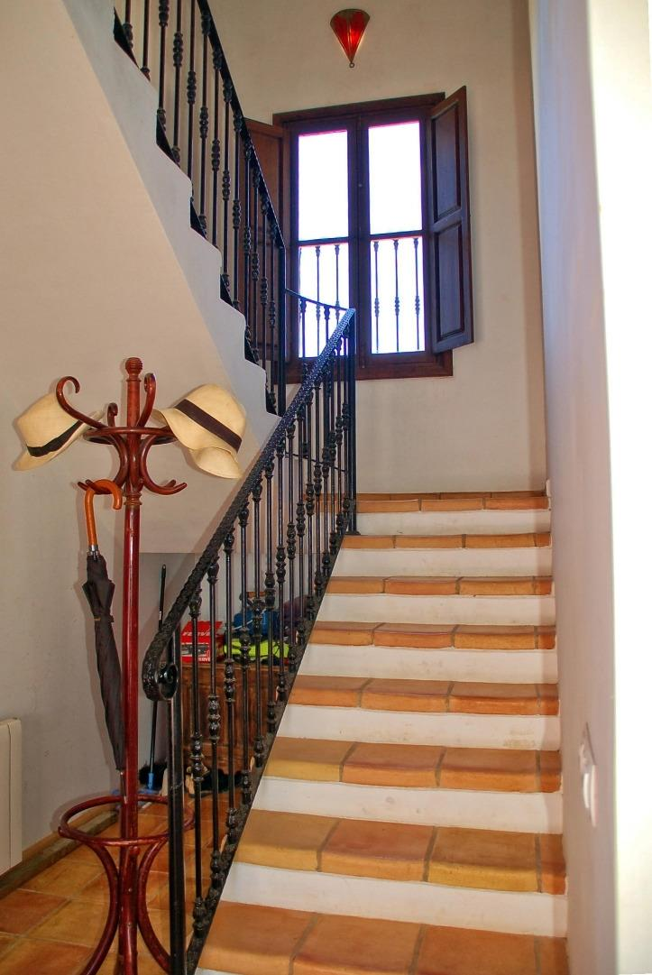 Hallway-Staircase