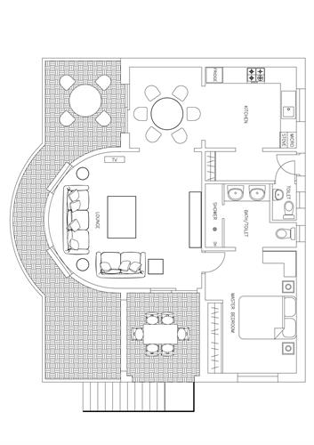 Master floor layout