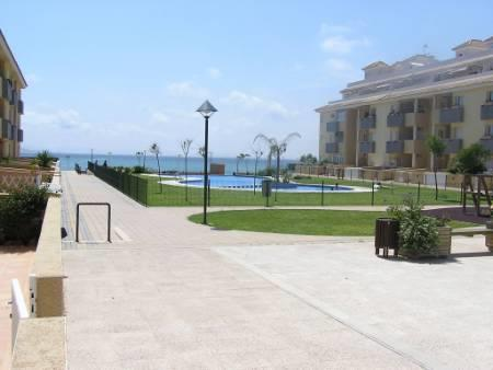 Outside view, La Manga, Spain