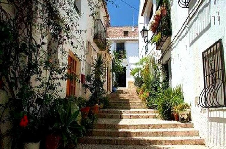 Altea, Bella Guardia