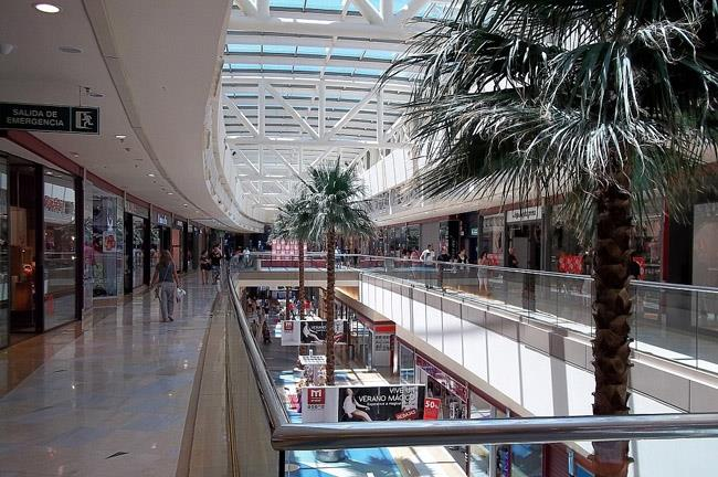 Miramar shopping centre Fuengirola