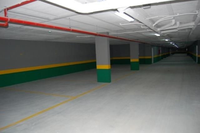 Garage, parking for each apartment
