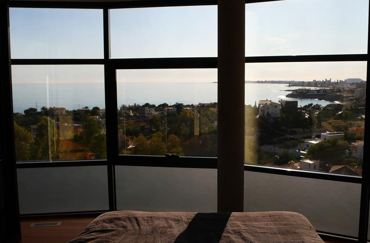 Views from master bedroom!