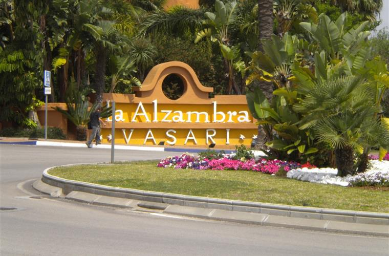 La Alzambra has 24/7 private security