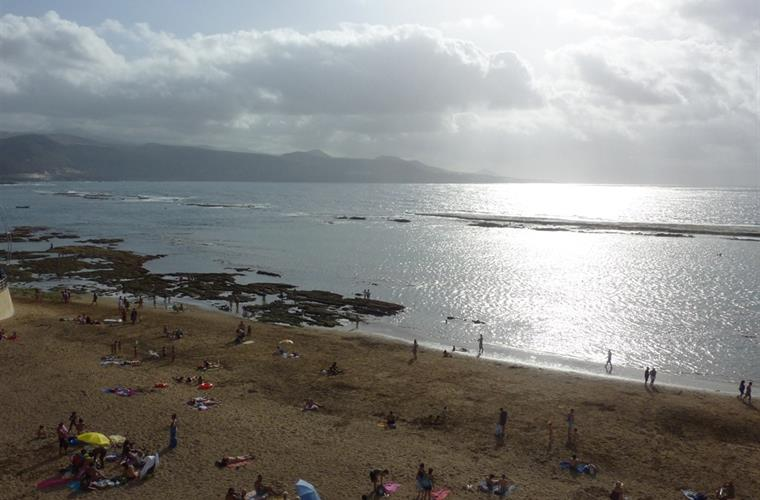 Afternoon on Las Canteras