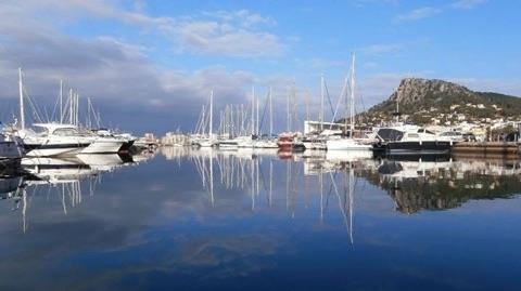 L´Estartit harbour
