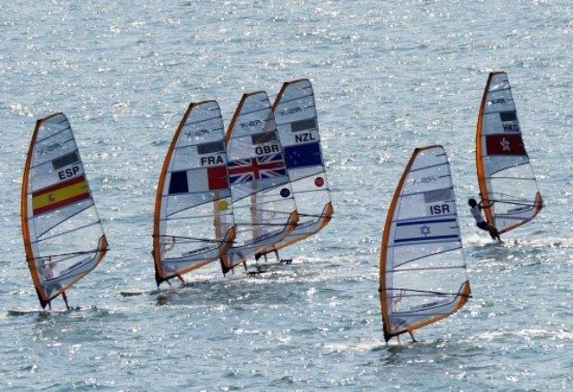 All sea sports are possible in Mar Menor