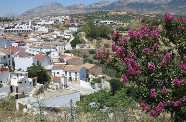 Colmenar is a beautiful and calm white village in Andalucia