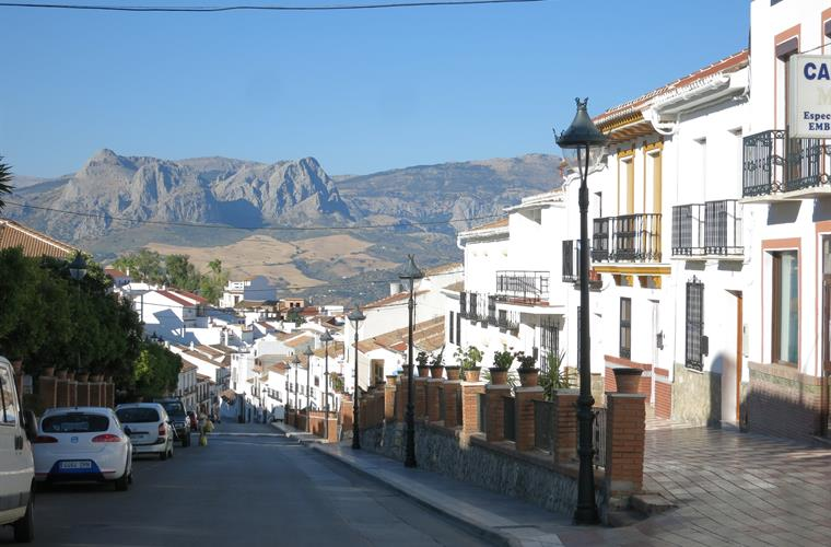 Colmenar - a white village in the Málaga Mountains