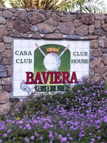 Baviera Golf, 20 minutes drive from house