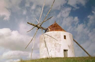 windmills in Vejer