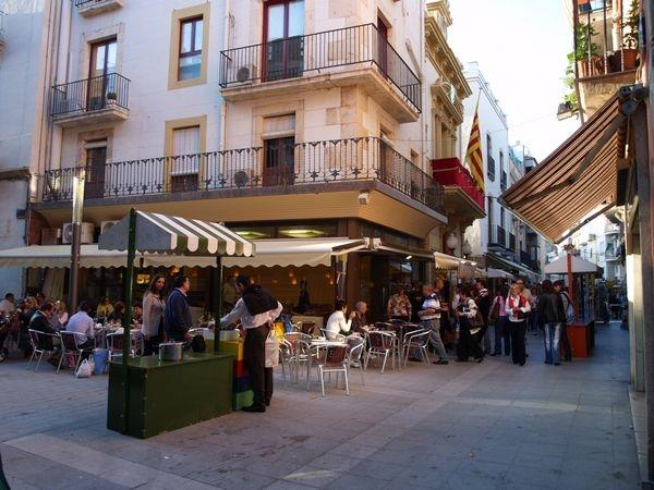 Downtown Palamos