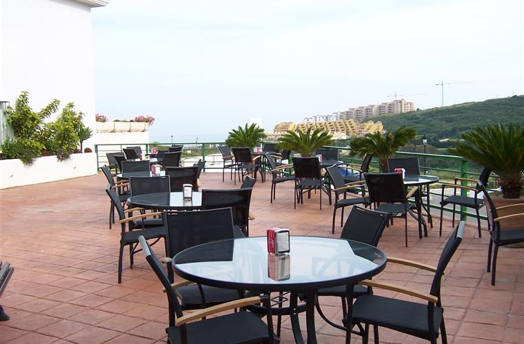 Terrace Bar a few seconds walk from property