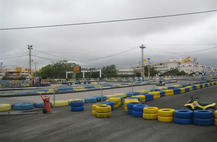 Go Karting nearby