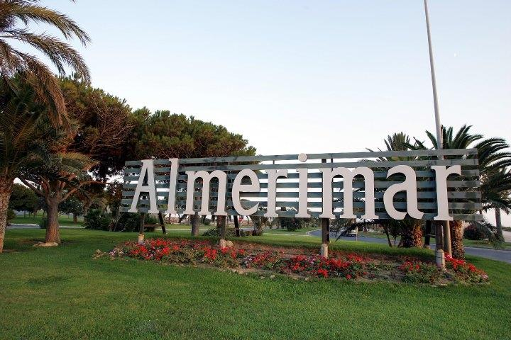 Entrance of Almerimar