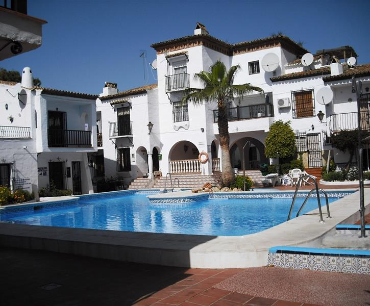 Holiday Townhouse For Rent In Nerja Pueblo Andaluz Nerja