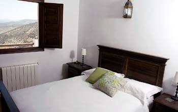 Casita La Loma double bedroom