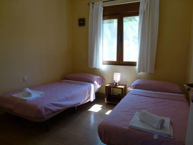 Twin Bedroom No. 3