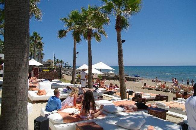 Nikki Beach Elviria