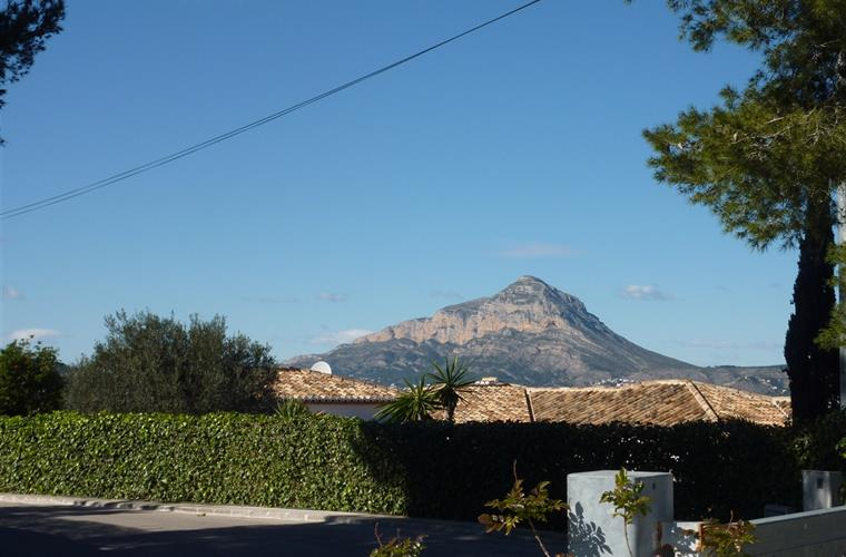 View to Montgo