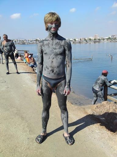 Mar Menor mud baths