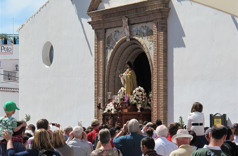 Easter in Competa