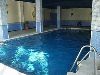 Heated indoor pool, open in Autumn and Winter months