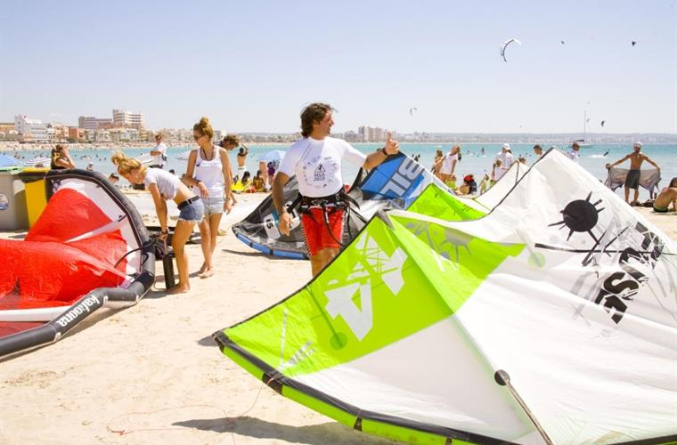 Magaluf Beach activities plus boat trips