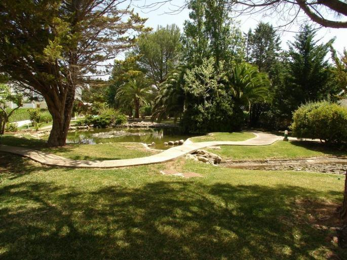 Private Garden of Bellresguard Residence