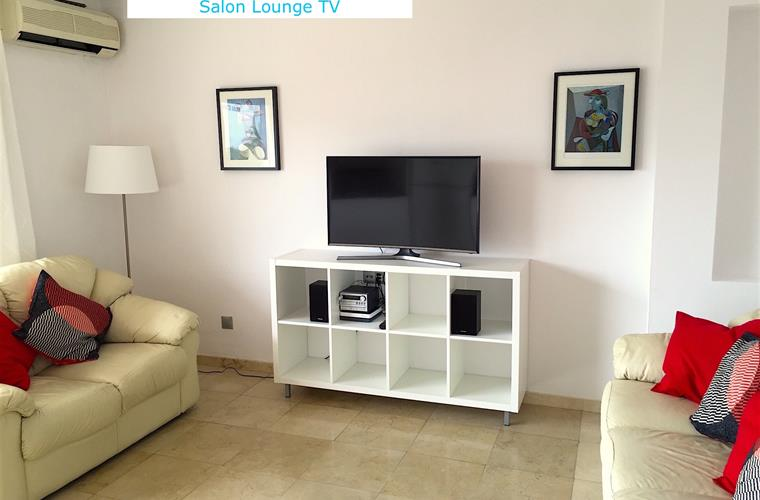 Salon, AC, TV