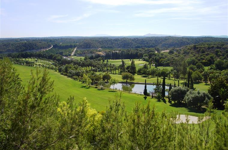 Beautiful Campoamor Golf Course
