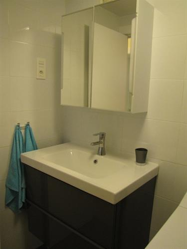 Bathroom, refurbished 2014