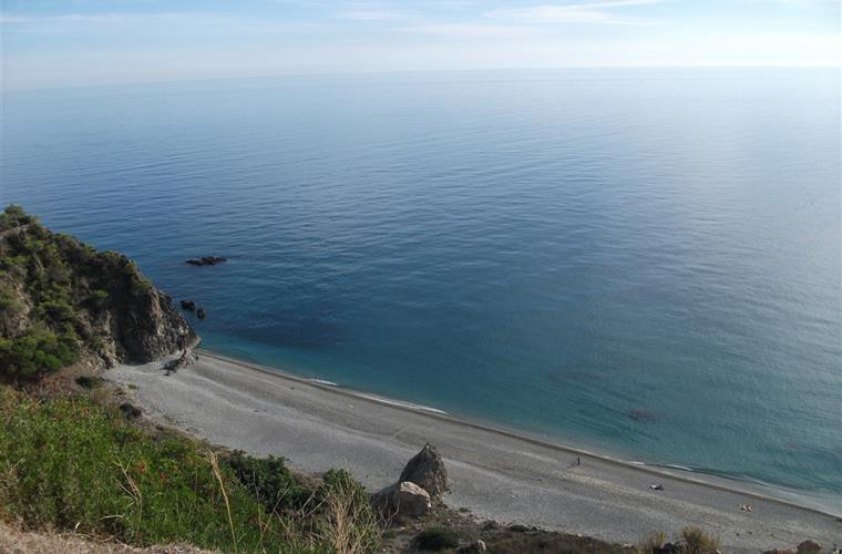 East of Nerja
