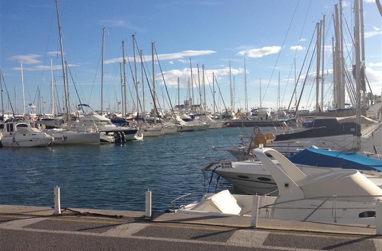 Marina at Benalmádena